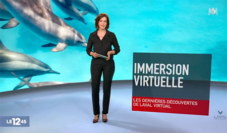Media - Accreditation and Press releases - Laval Virtual 2019